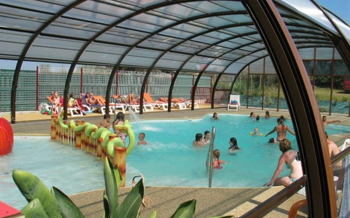 Camping du morbihan en bretagne sud ambon situ for Camping en bretagne sud avec piscine couverte